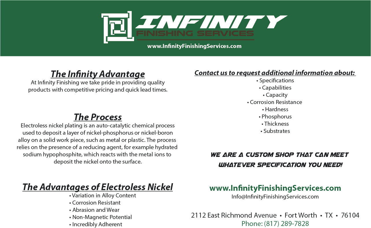 Infinity Finishing Services