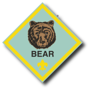 The Bears are boys which are in 3rd grade or are 9 years old.