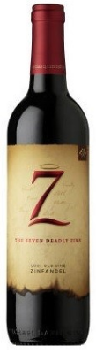 7 Deadly Zins  - This one blew my socks off—so light and friendly, with lots of concentrated fruit notes, spices, and black currant on the finish