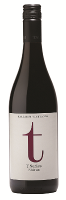 Taltarni Shiraz  - rich, fruity, full of raspberries and cherries, complete with smooth tannins