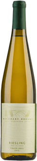 Boundary Breaks Riesling - crisp and smooth, not-too-sweet, with lovely citrus notes