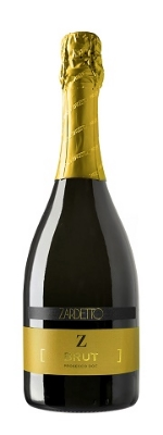 Zardetto Prosecco  - deliciously creamy and bubbly, with peach and floral notes