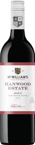 McWilliams Hanwood Estate Shiraz 2013