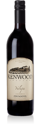 Kenwood 2011 Yulupa Zinfandel  - fruit-forward and balanced, with a nice touch of acidity and mild tannins. Surprisingly refreshing to drink with a meaty, white fish!