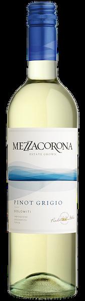 Mezzacorona Pinot Grigio ($8) – serve with grilled chicken & veggie salads