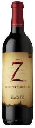 7 Deadly Zins ($18) – Lots of fruit and a little spice. Drink with all the things. It's so versatile!