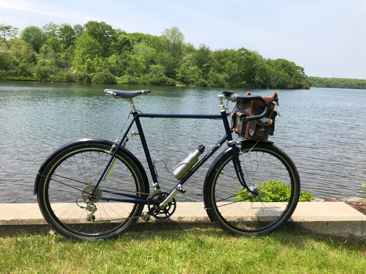 Just took a 55 mile shakedown ride. I love the bike—it's everything I hoped it would be and then some! —Even E.