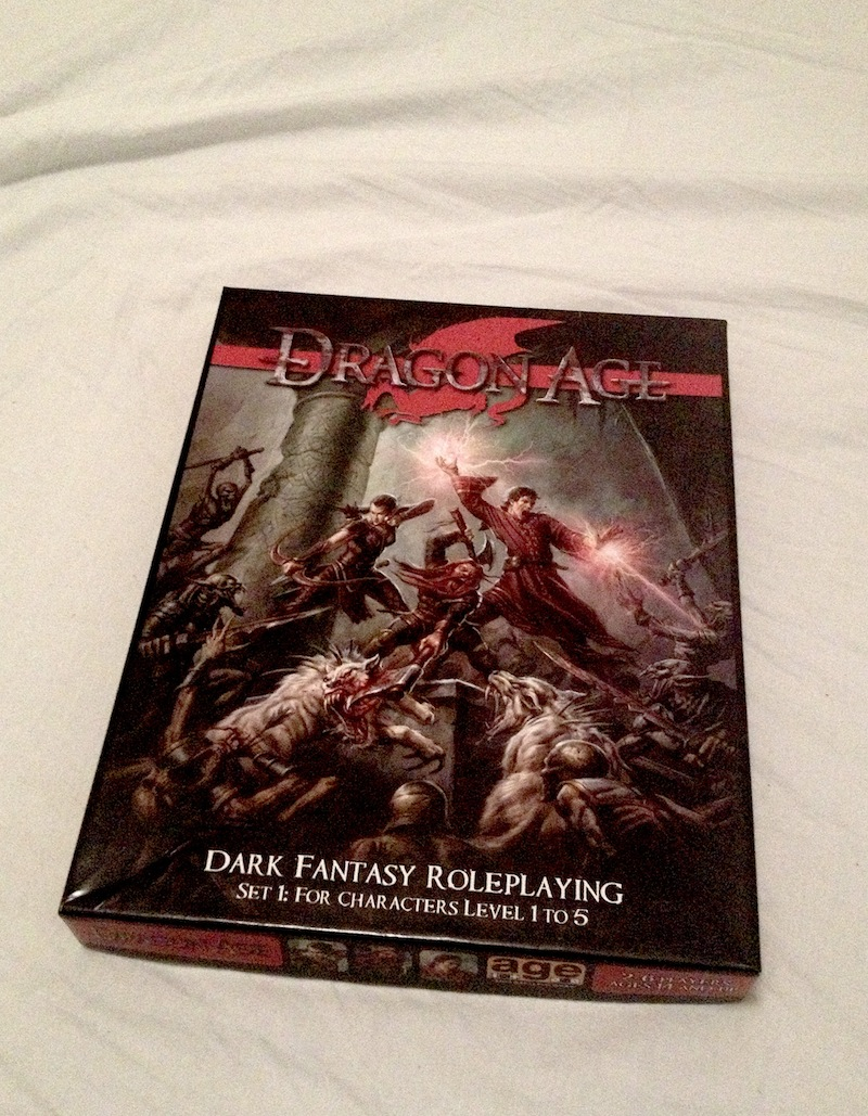 Dragon Age Roleplay Set 1