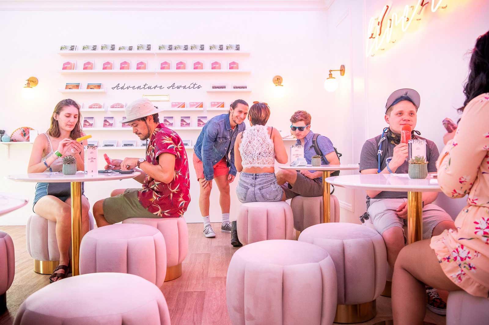 Coachella:Marriott Bonvoy