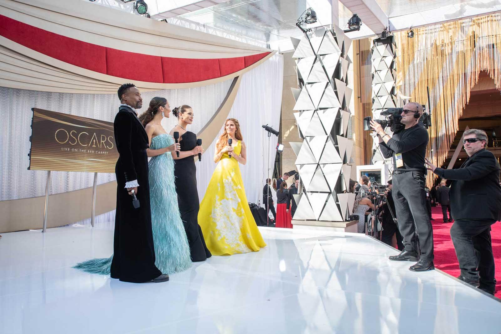 Oscars: Pre Show