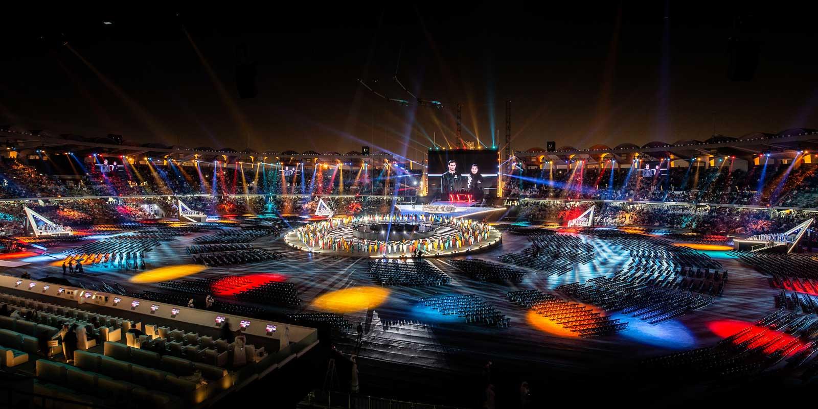 Abu Dhabi: Special Olympics