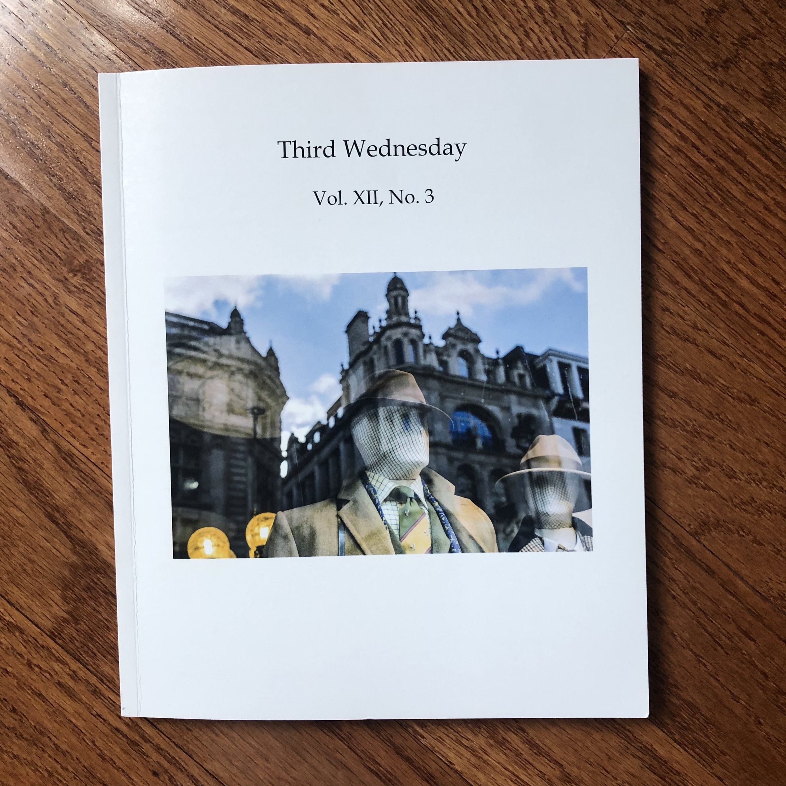 The Spectator,  Third Wednesday,  Vol. XII, No. 3  short story