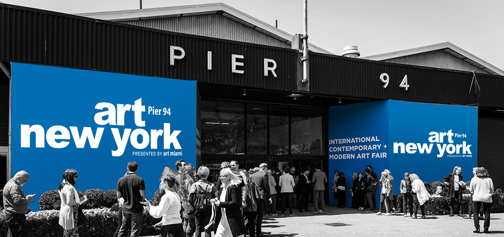 After the successful launch of Art Miami New York, a contemporary and modern art fair that closed on May 17, 2015 at Pier 94, the ownership team of Art Miami LLC announced the rebranding of the fair to Art New York. The second iteration of Art New York will take place May 3-8, 2016, during Frieze Week, one of the busiest and most exciting weeks of the city's 2016 art and cultural season, and alongside the highly-anticipated post-war and contemporary art auction previews.
