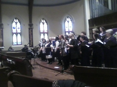 Luther Place Memorial Church with Ambassadors of Praise/N St. Village