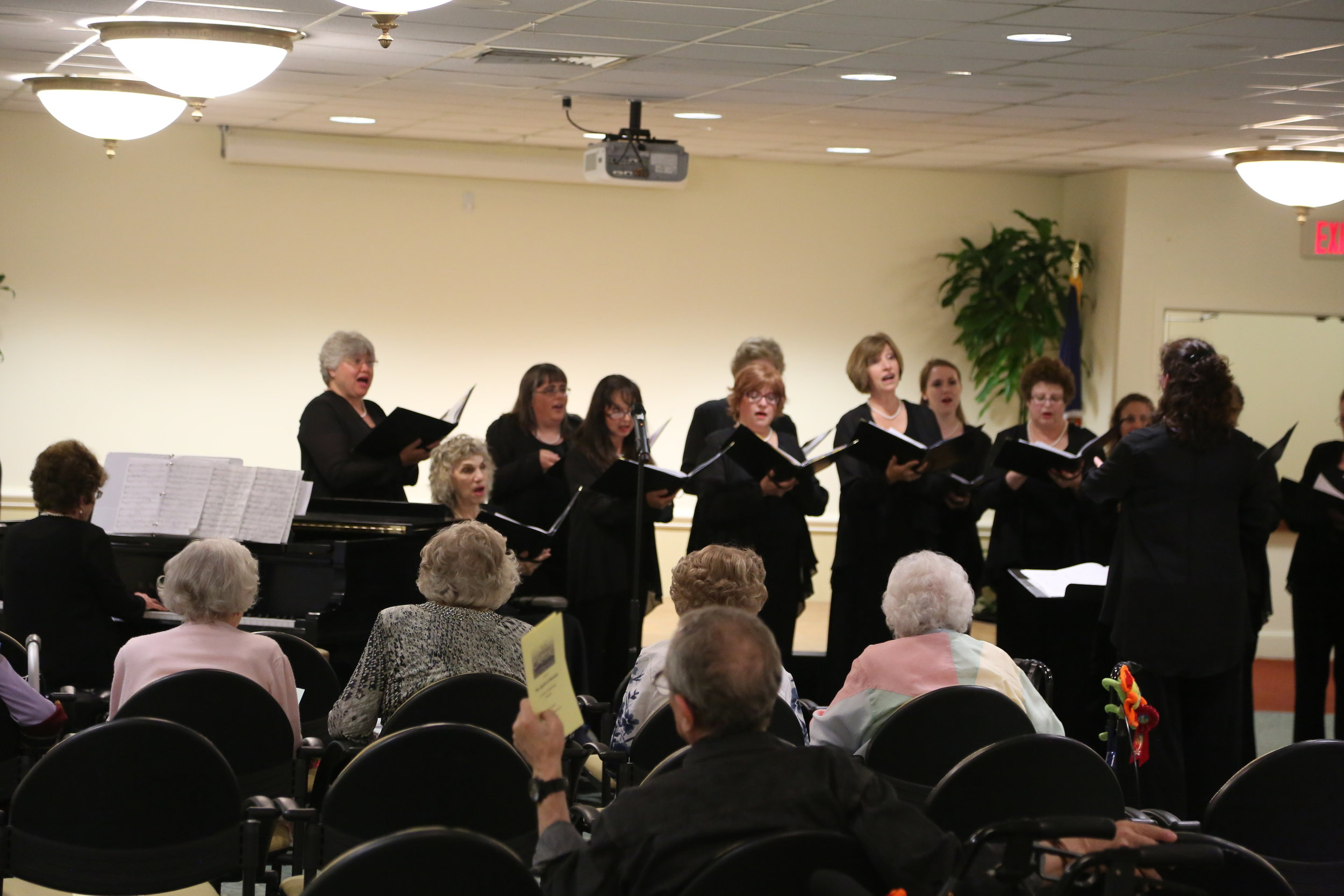 The Virginian Retirement Community Annual Spring Concert