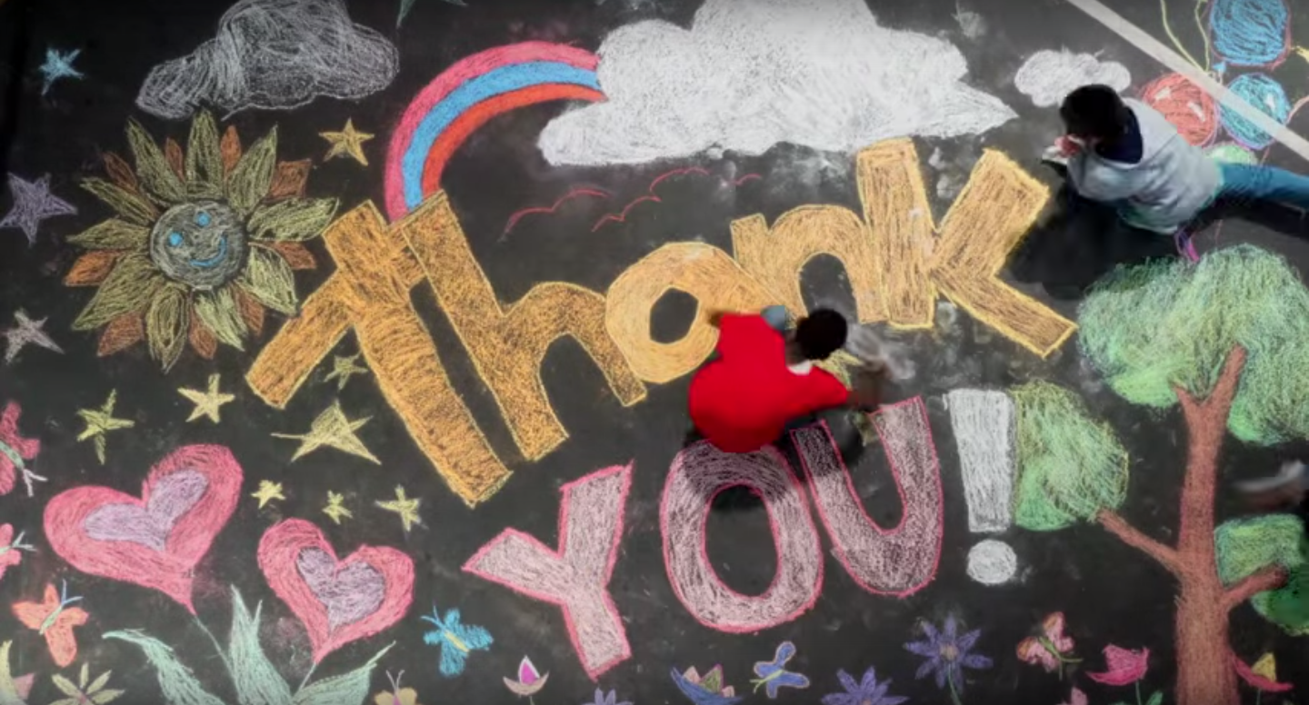 Thank you Salesforce!    More about SFUSD + Salesforce partnership