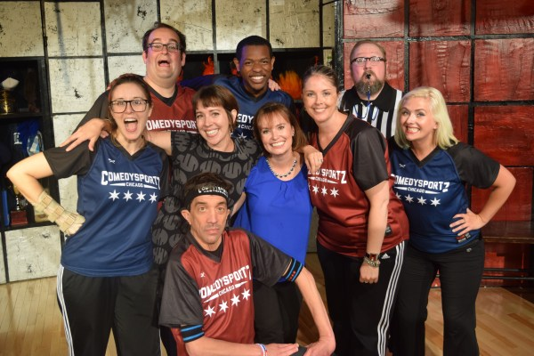 LOLLYGAG BLOG: ComedySportz's 30th anniversary & why you need to be there