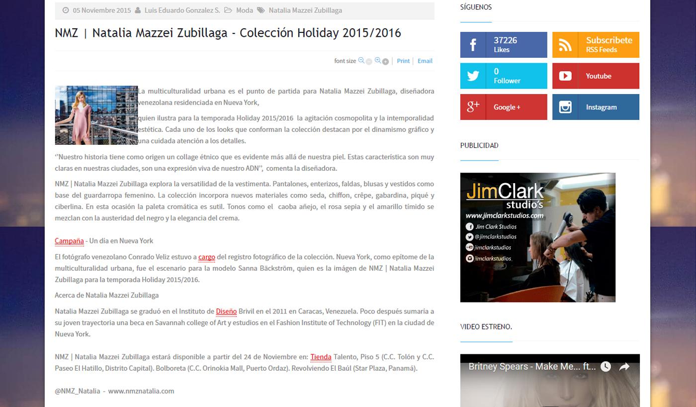 www.rumberos.net  - Noviembre 2015