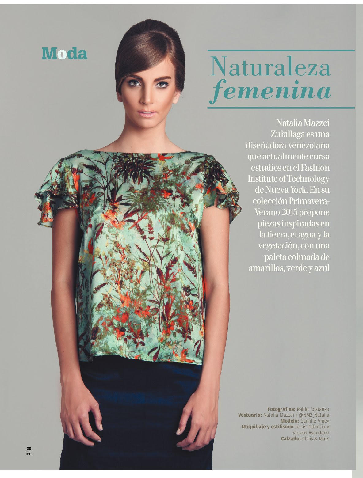 Revista TODO EN DOMINGO - Abril 2015