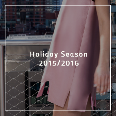 Holiday Season 2015/2016