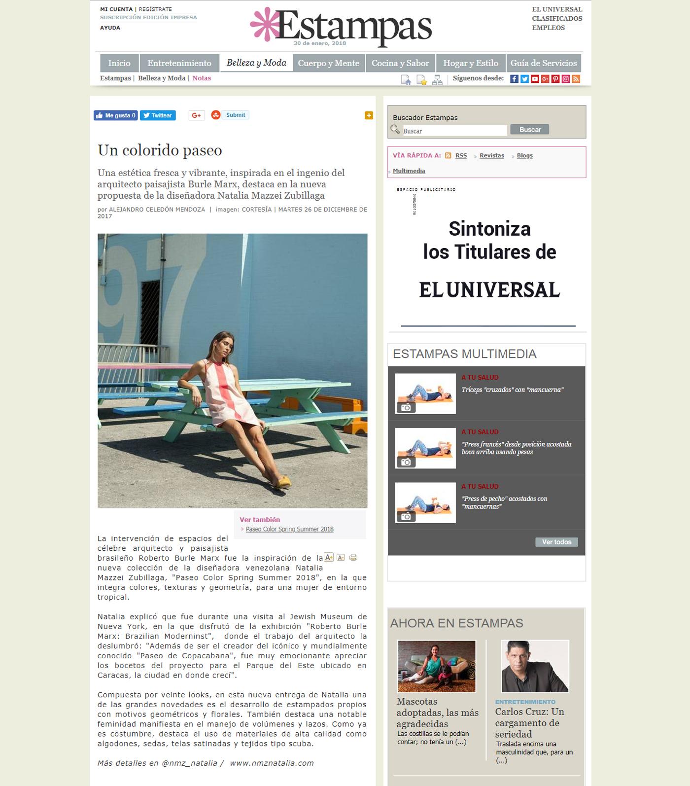 www.estampas.com  - Diciembre 2017