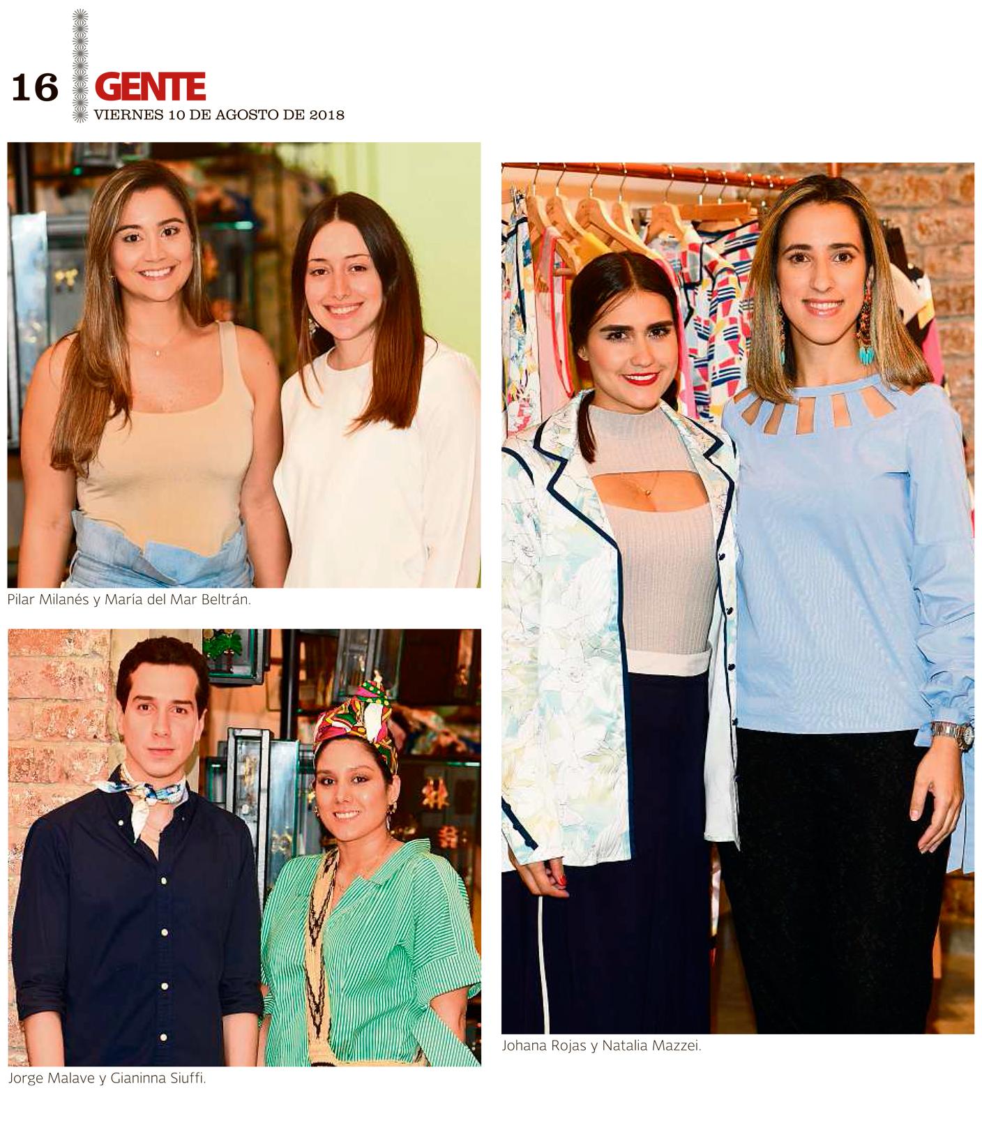 Revista GENTE - Agosto 2018