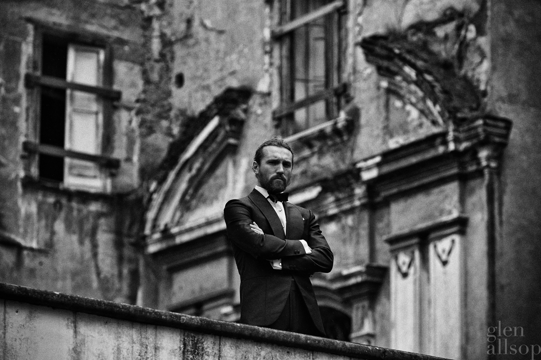 naples-centro historico-tuxedo-black tie