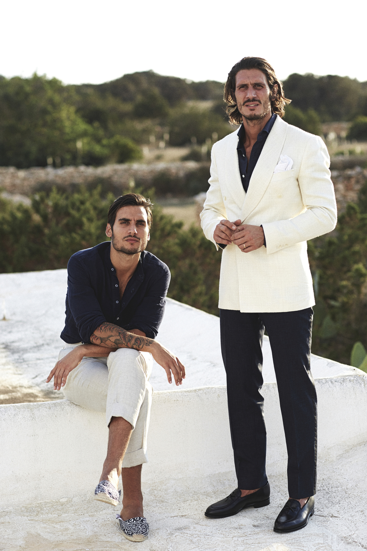 white tuxedo jacket-barbanera-guardi