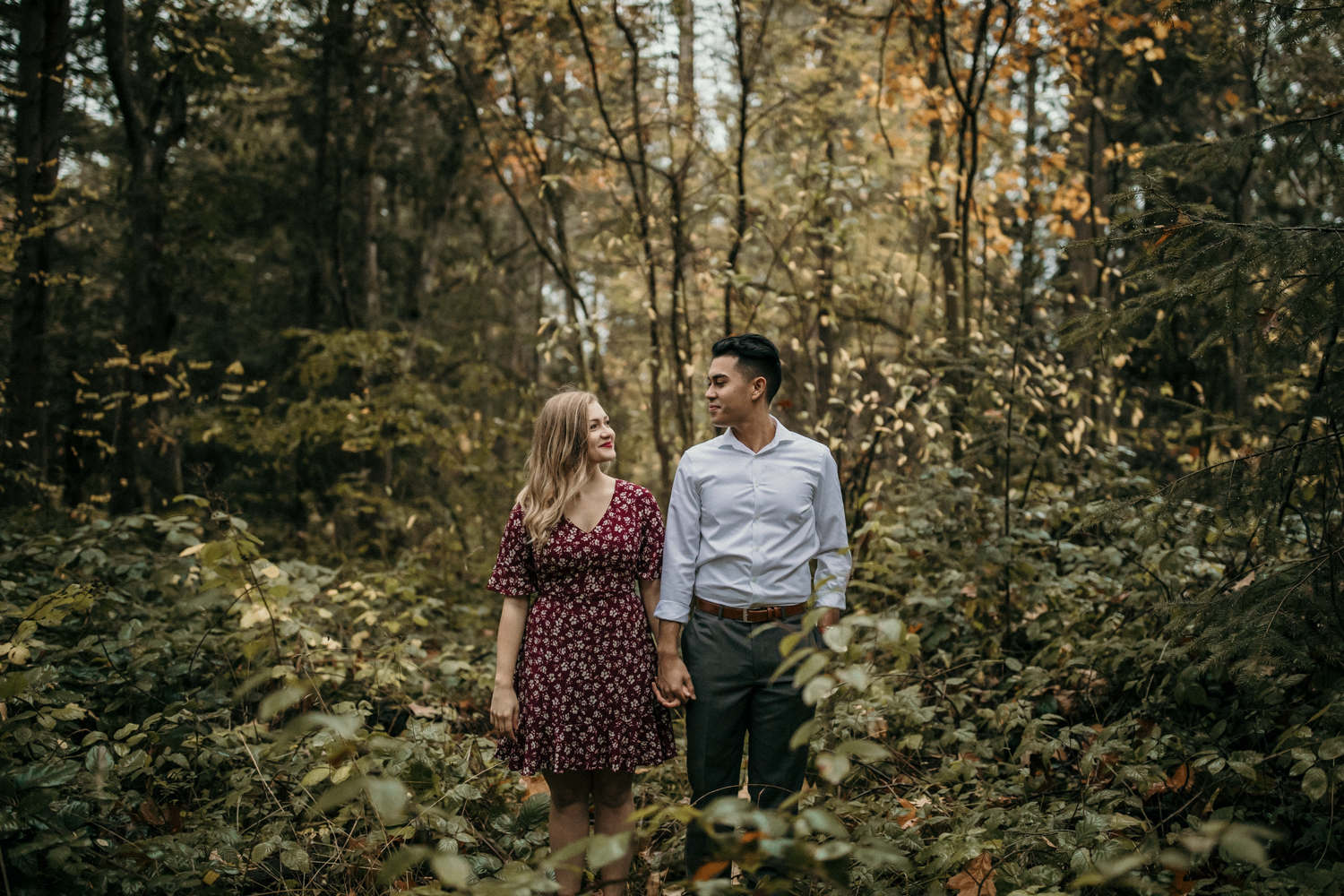 Emily Keeney Photography west seattle lincoln park engagment-32.jpg