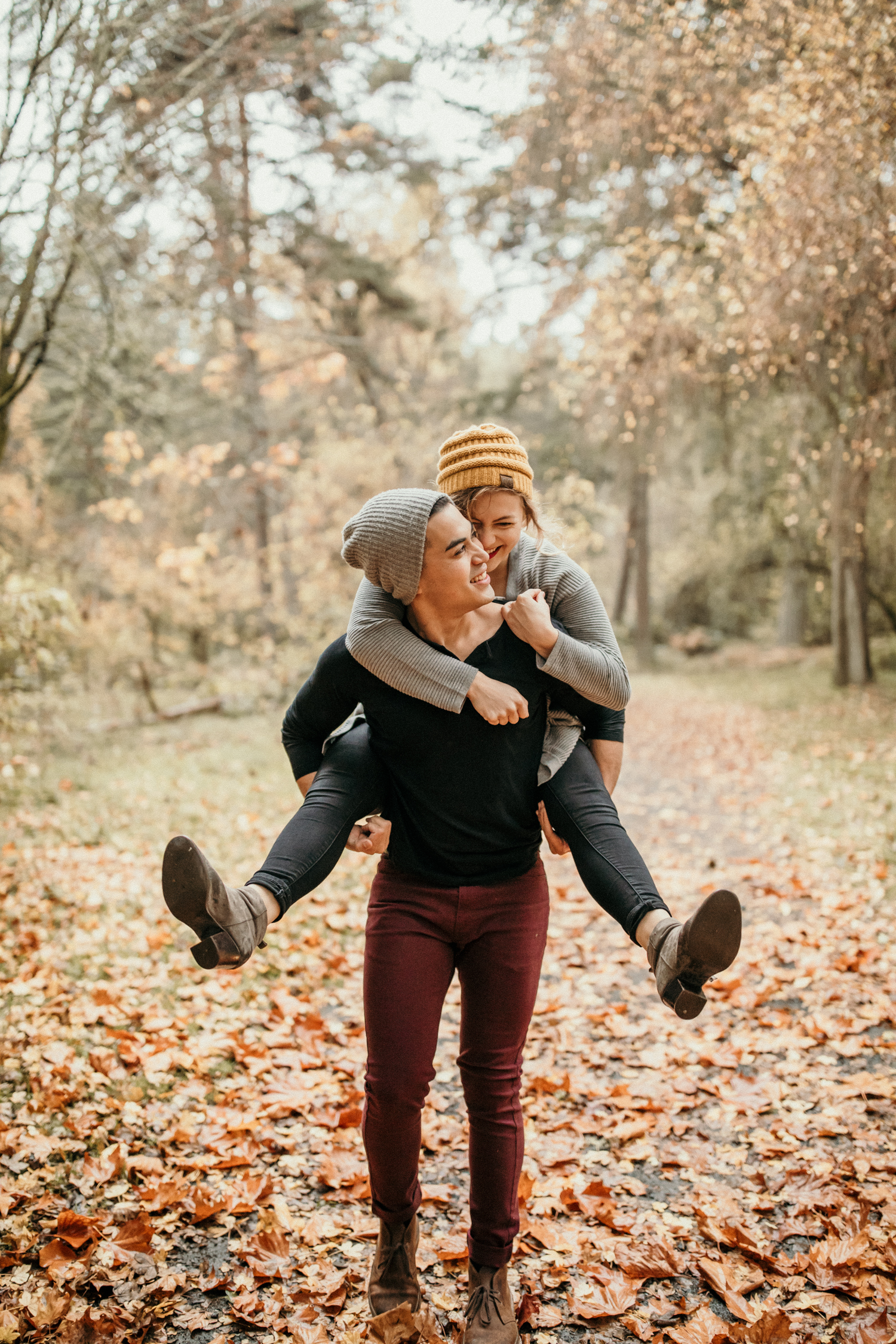 Emily Keeney Photography west seattle lincoln park engagment-56.jpg