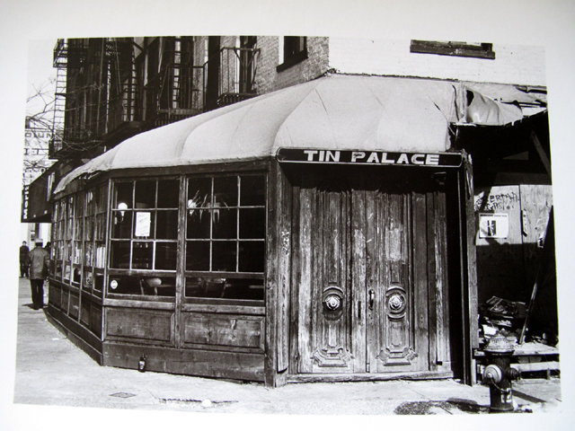 TIN PALACE ENTRANCE  ,                                                                         PHOTO BY CARIN DRESCHALER-MARX