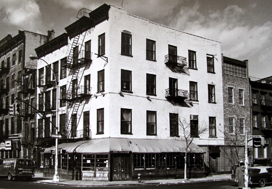 325 BOWERY, TIN PALACE 1979,   PHOTO BY CARIN DRESCHALER-MARX