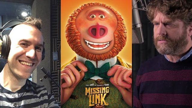 "I'm thrilled to share that I had the honor of voice matching the amazing Zach Galifianakis' character ""Link"" for some TV promos and an Amazon Alexa Skill adventure game! These recording sessions were SO fun. I had to study Zach's character from just the Missing Link movie trailer. It's definitely Zach being Zach but he wasn't as direct and wry. Link is more of an innocent, curious, light hearted, kid-like version of Zach. Which required approaching pages of copy with tact. I couldn't just read as Zach would speak in an interview, but instead, how Zach's character would speak. God, I love my job. Extra special thanks to @atlas_talent for the booking and for being the best agents on the planet!! ❤️. . #voiceover #soundalike #missinglink #zachgalifianakis #impressions #voicematch #acting #voiceactor #acting #voiceartist #vo #actorslife #grateful #ilovemyjob #teamatlas"