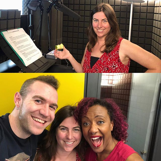 The super talented @kelleyhustonvo kicking ass in the booth last weekend for a new commercial demo. Her attitude and spirit couldn't have been any better for demo day. Demos are your calling card in this business. I love it when I see a talent do all the preparation and show up ready to play and perform. It's so important and can greatly impact your performance. She even brought her own green apples! Talk about prepared. Great work, Kelley!! . #voiceover #vo #acting #recording #recordingstudio #audio #voiceactor #production #directing #studiobricks