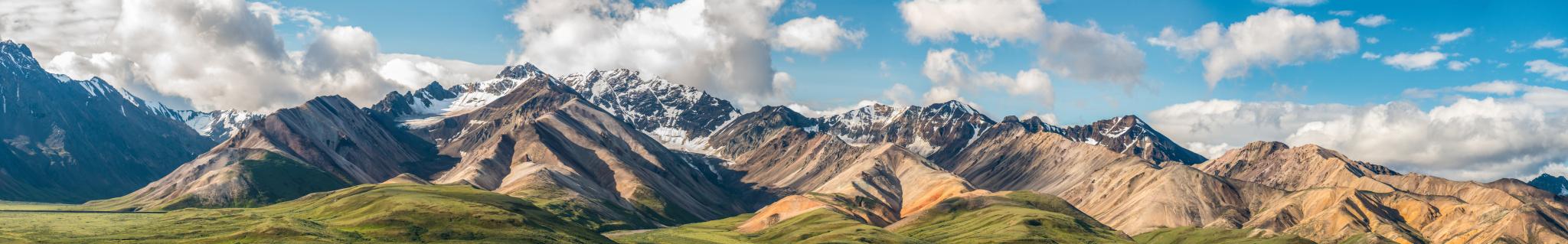 Denali National Park and Preserve - Nikon D800 w/ 24-70mm f/2.8