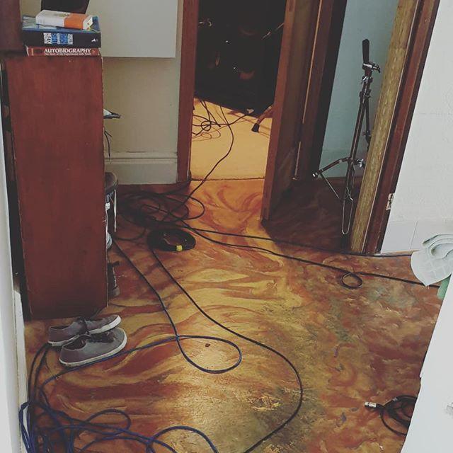 #recording #oldfremamtlehouse #yeswearerecording #\m/