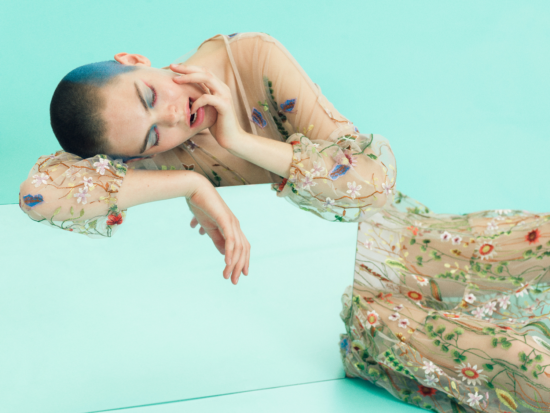 Hunger Magazine by fashion photographer Kia Hartelius