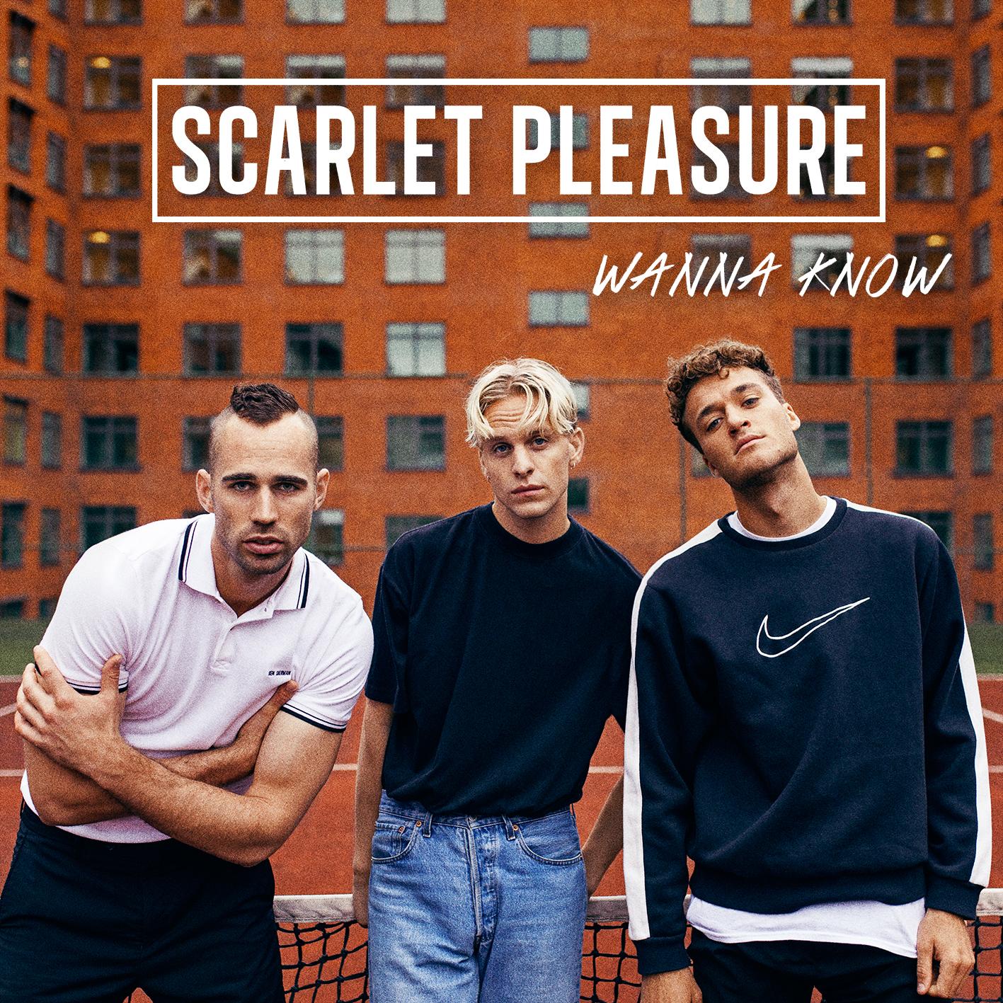 SCARLET PLEASURE -