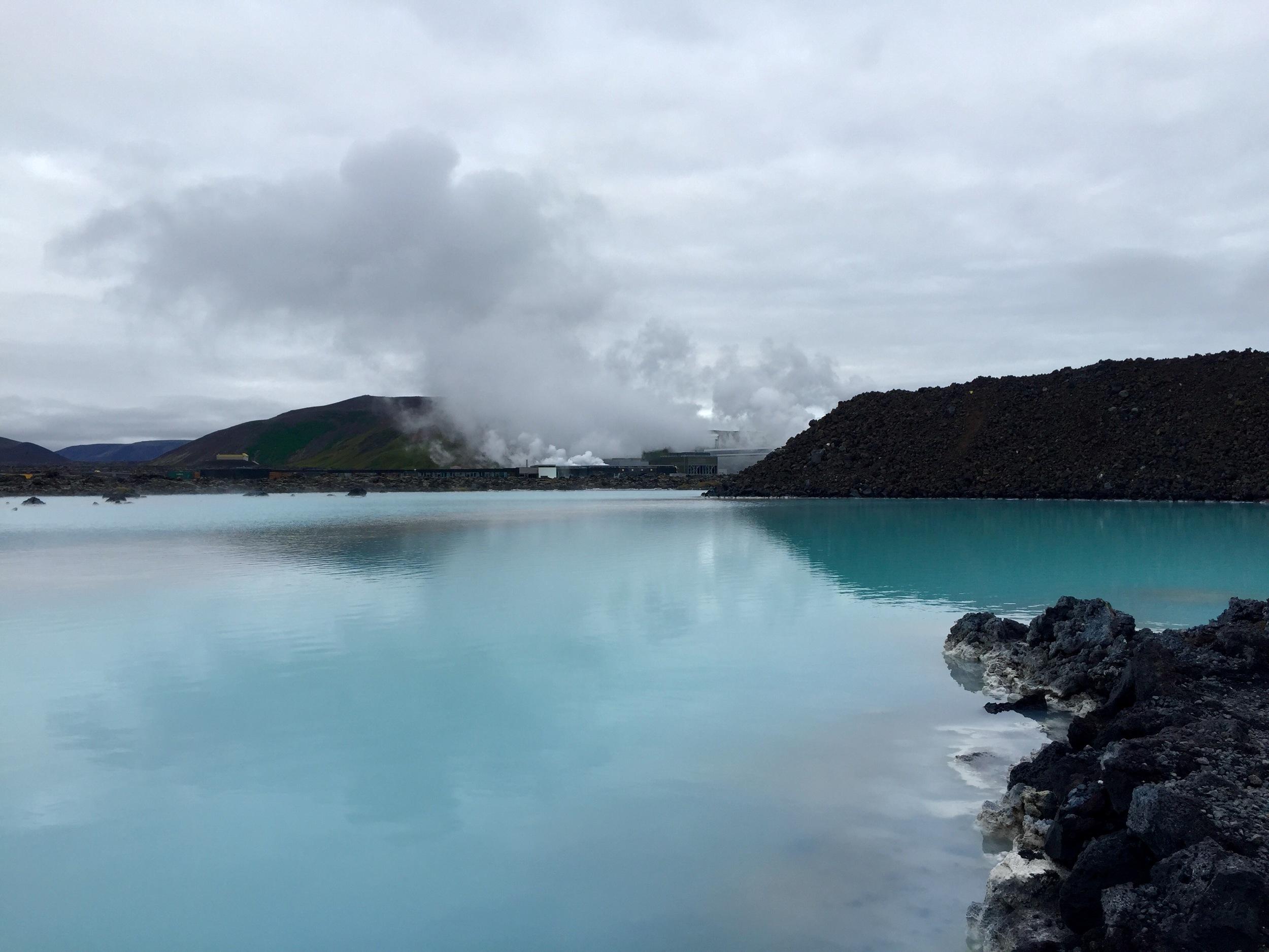 Blue Lagoon, Grindavík, Iceland