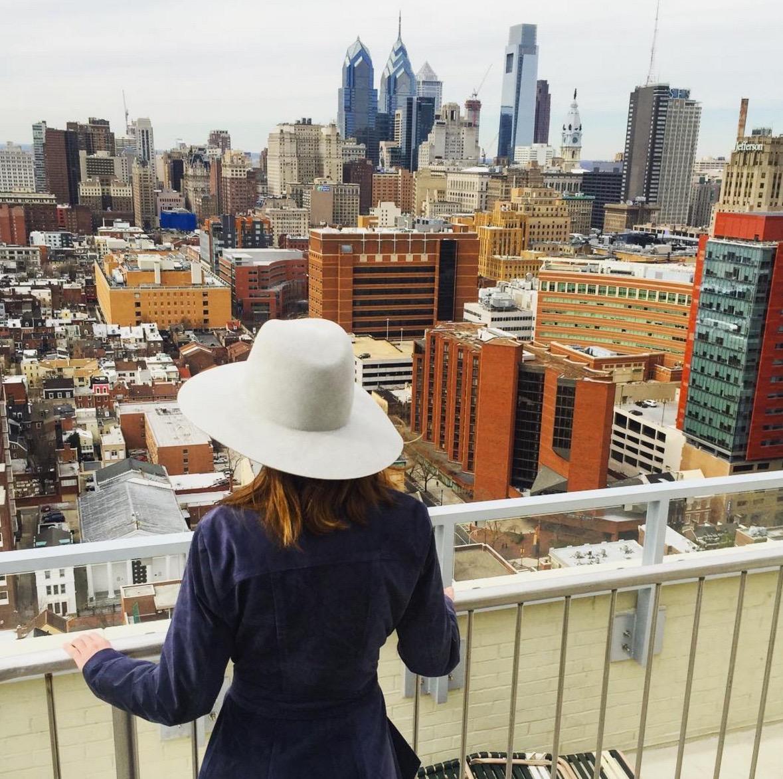 Philadelphia Sky Line, Philadelphia, PA