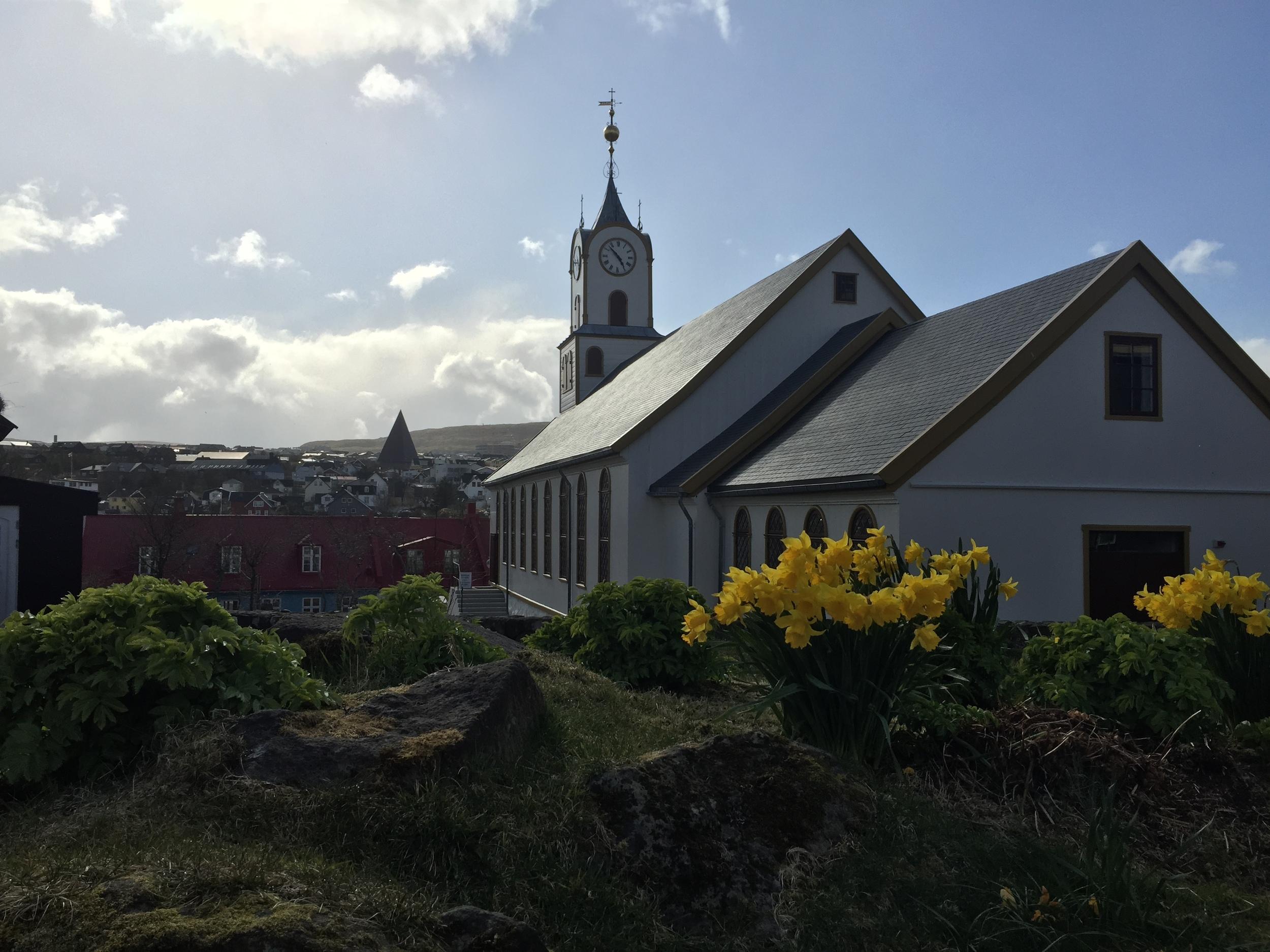 Tórshavn Cathedral