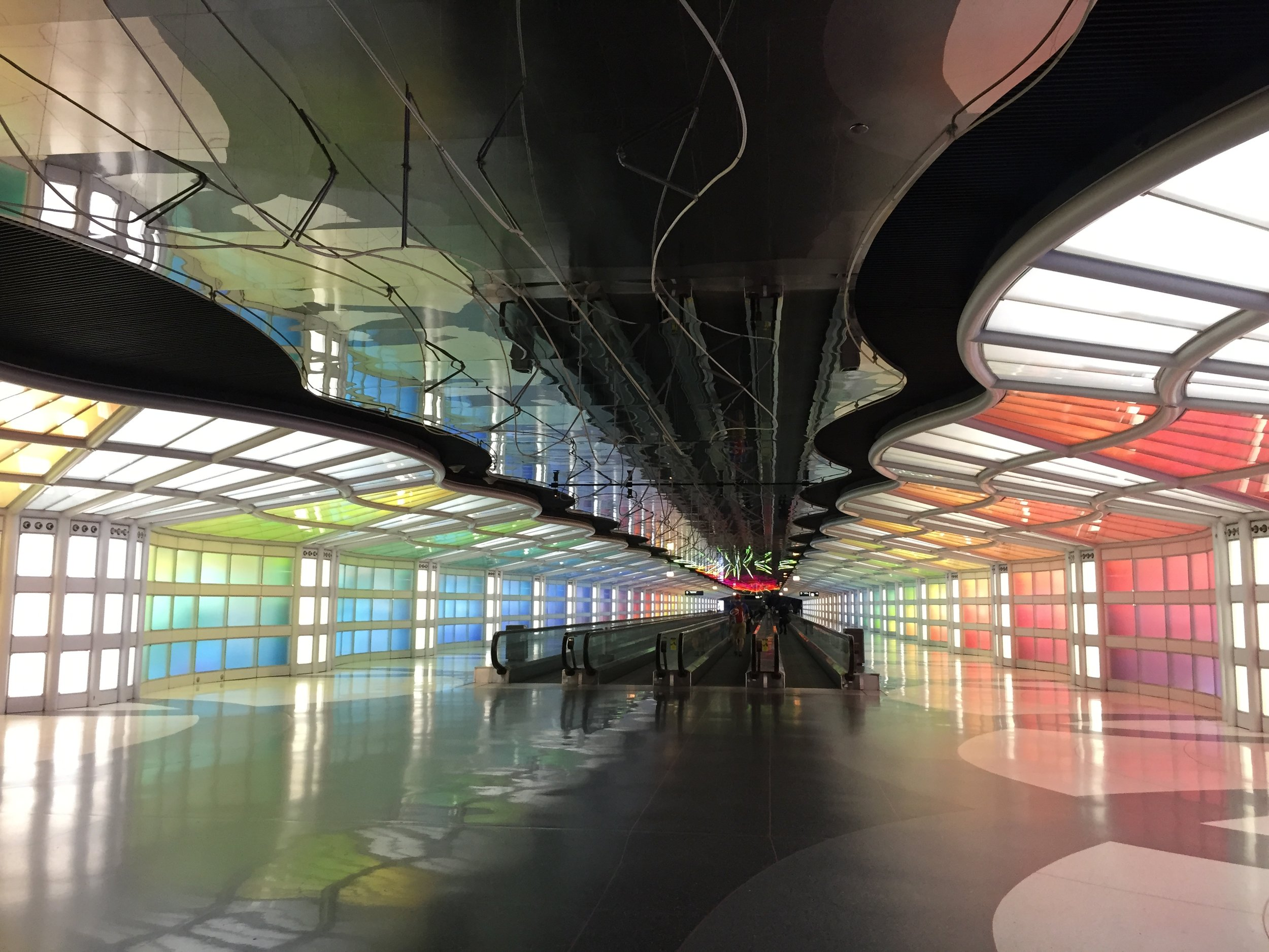 Connections in O'Hare