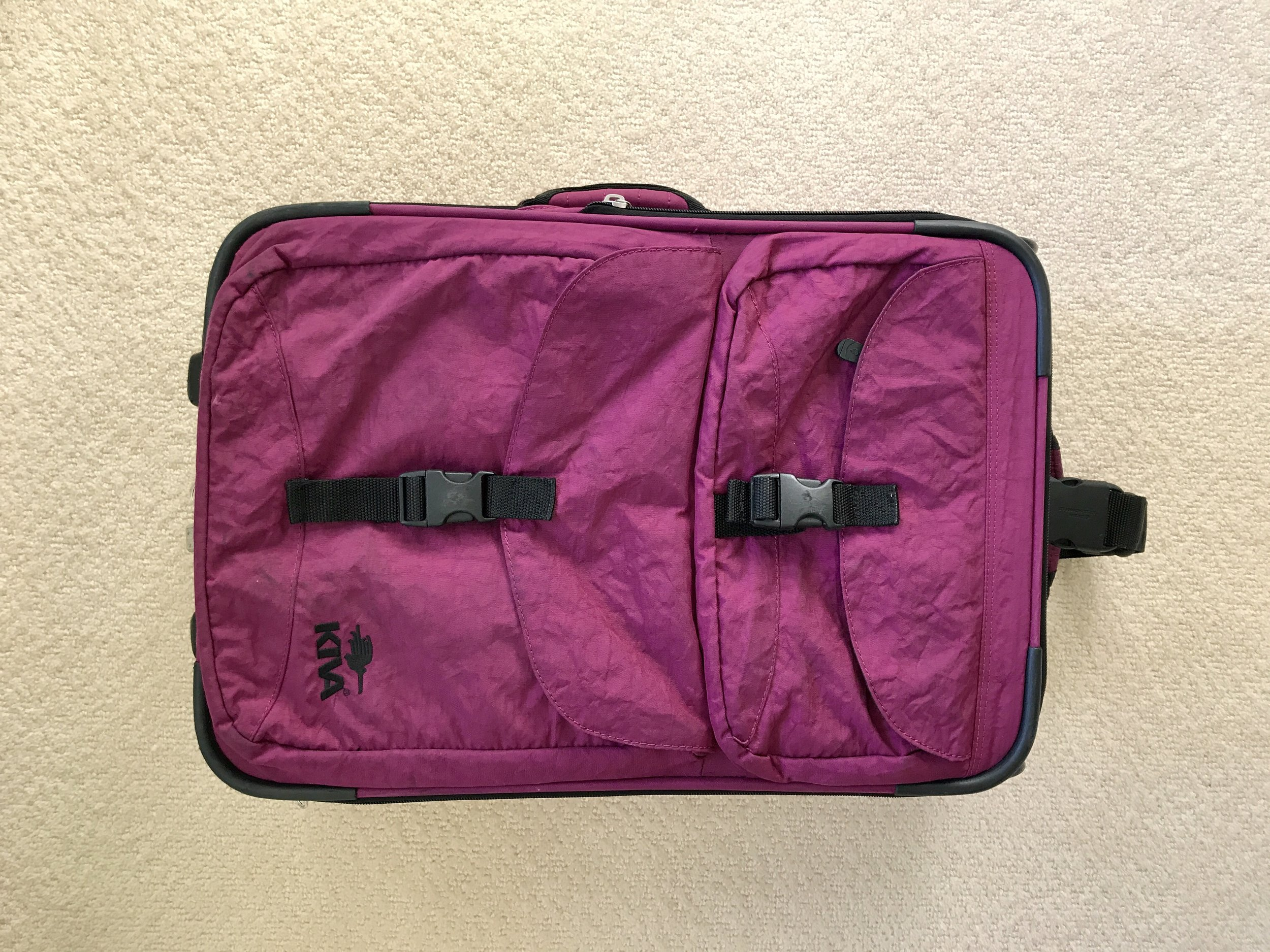 Ugly Suitcase