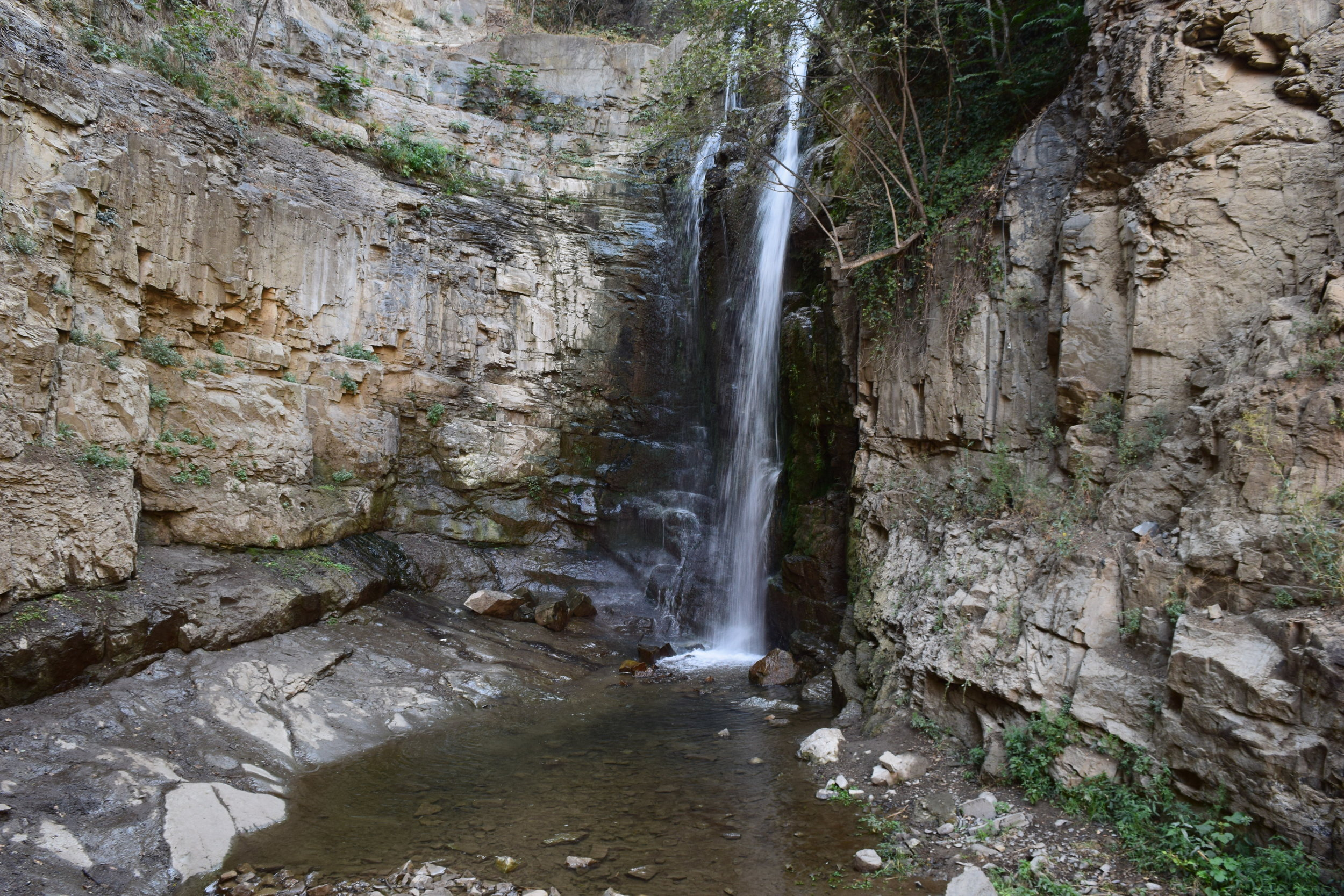 Waterfall Leghvtakhevi