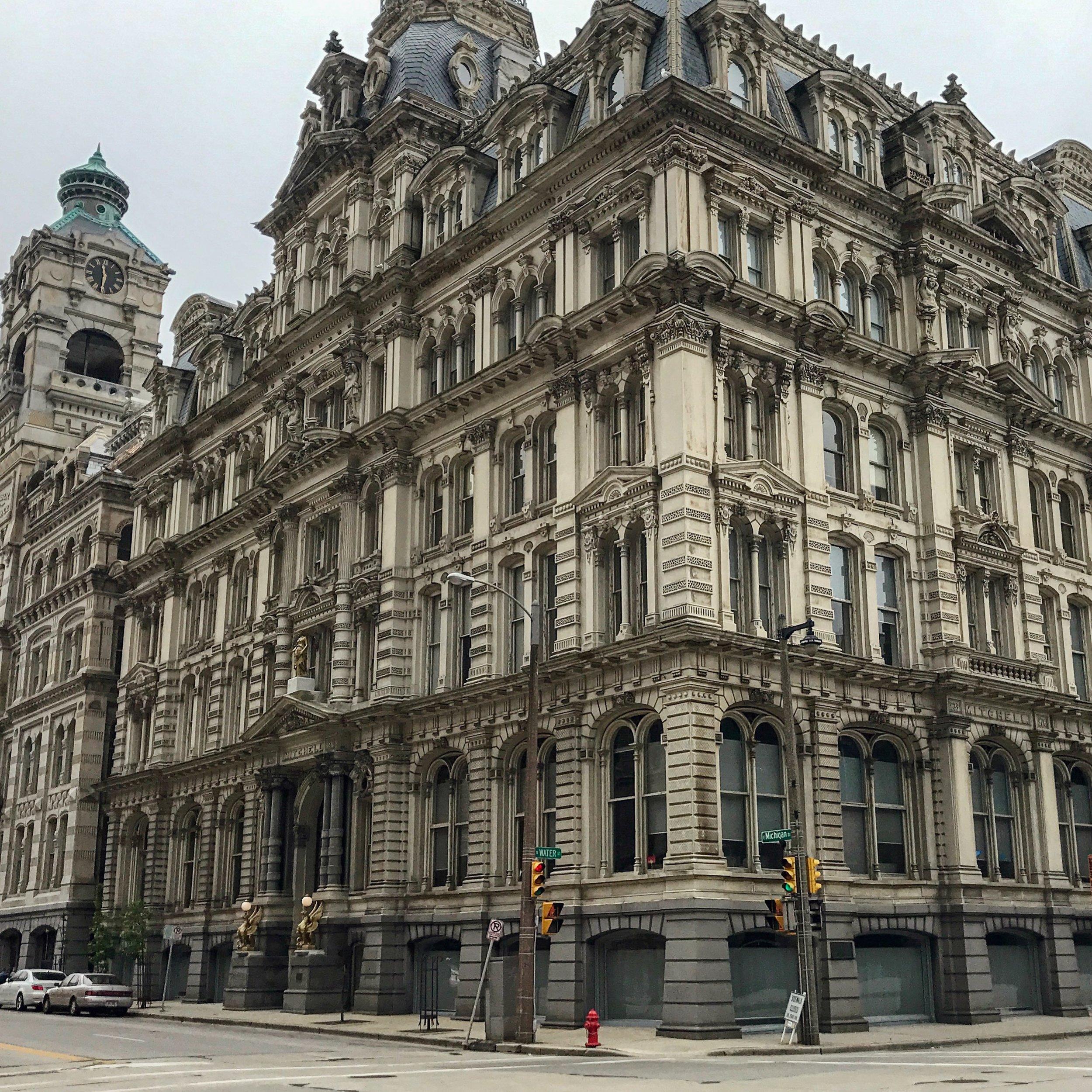 Mitchell Building