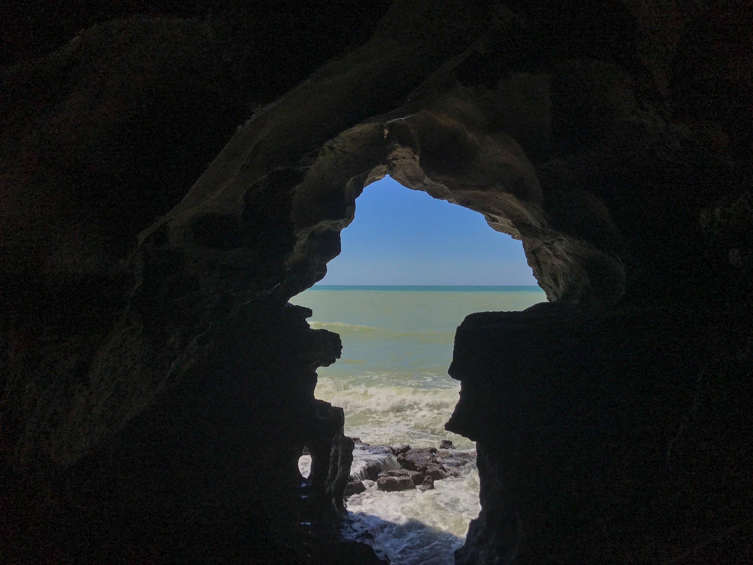 Caves of Hercules Africa Rock