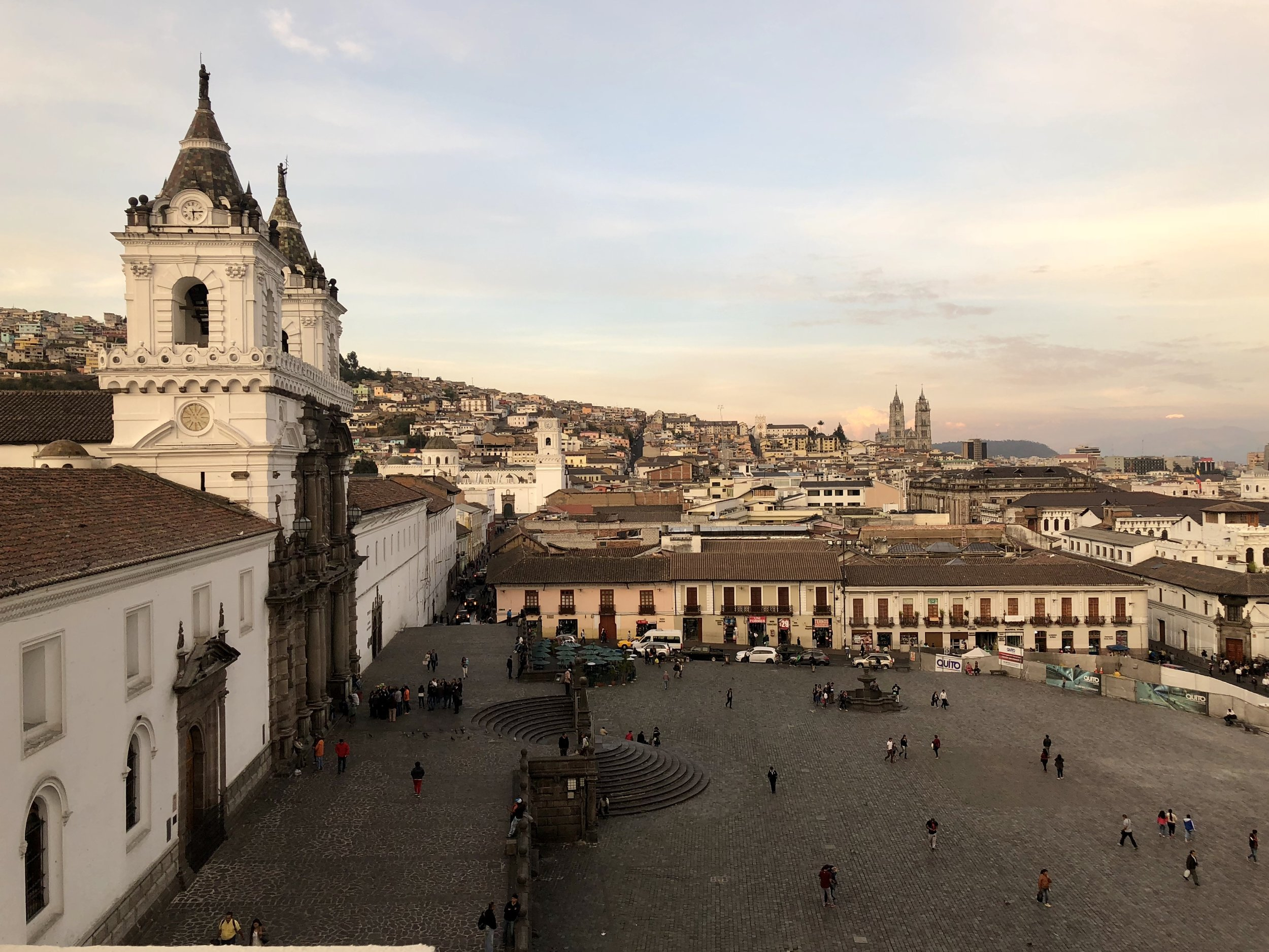 Quito — O The Places We'll Go