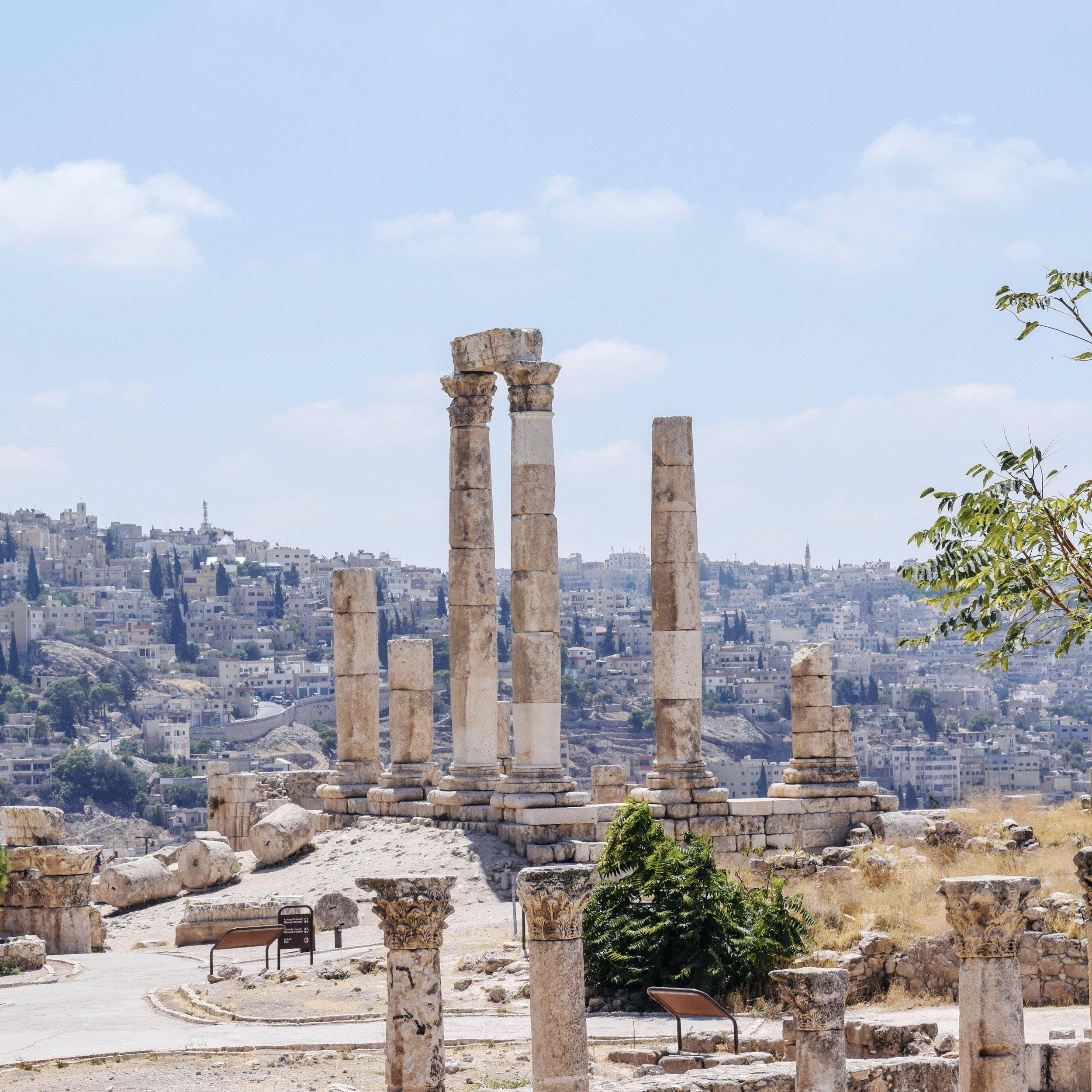 Citadel - Temple of Hercules