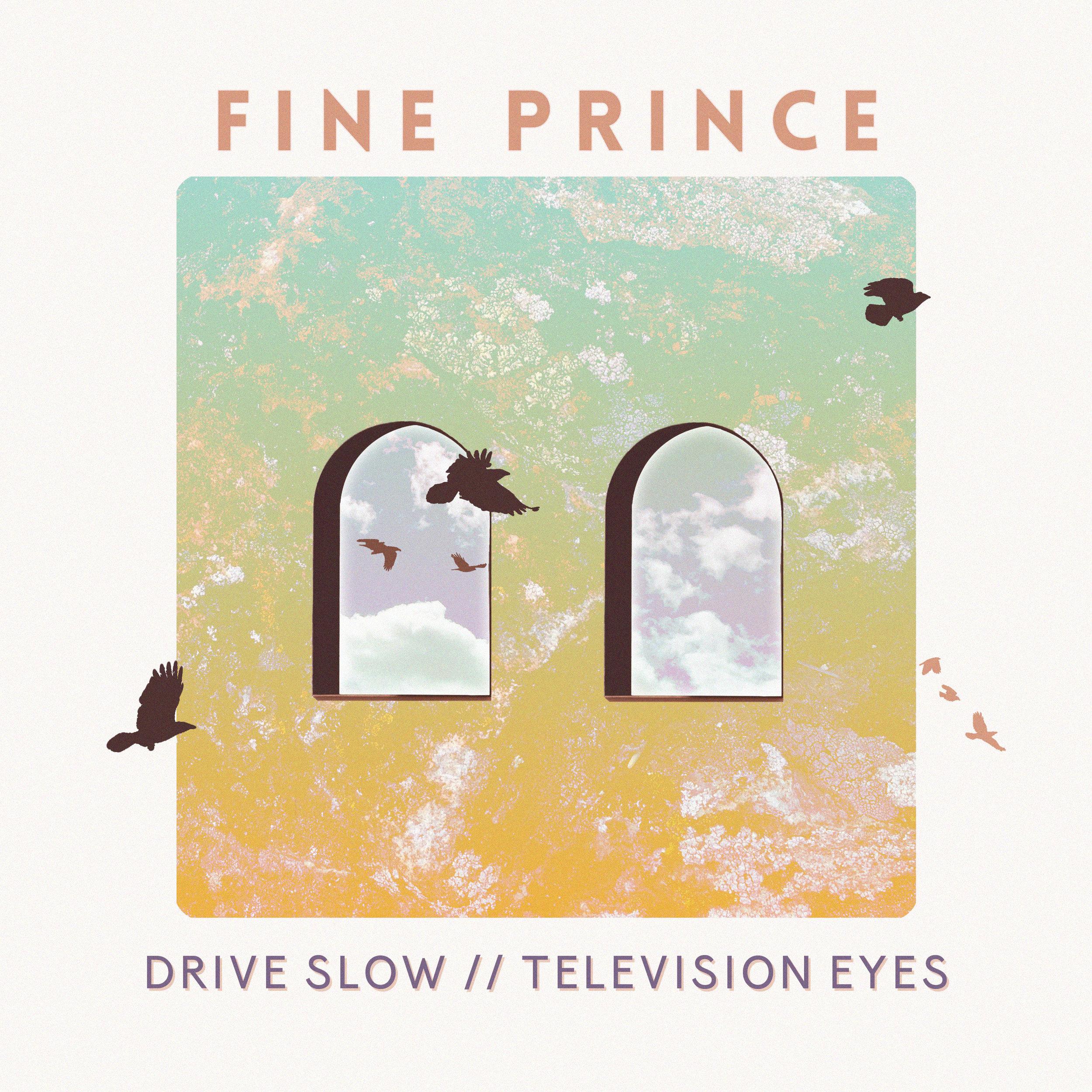 Pre-ordeR Drive Slow // Television Eyes: - BandcampSpotifyiTunes/Apple MusicGooglePlayTidalDeezerAVAILABLE EVERYWHERE SEPTEMBER 20