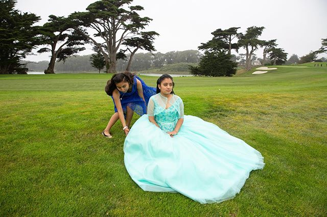 Adriana's Quinceañera It's been a blessing to mentor you and witness your growth. #quinceañera  #happy15 Photos by Emma Marie Chiang